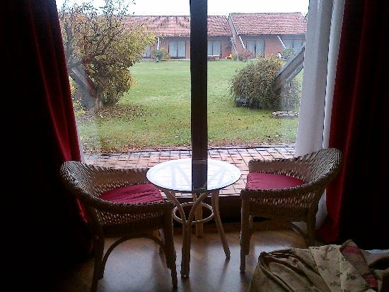 Serravalle Golf Hotel: Vista interno
