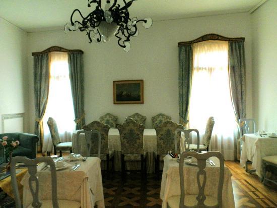 Ca dei Polo: зал для завтраков