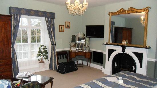 Plas Dinas Country House: South Room