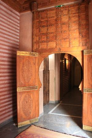 La Sultana Marrakech: magnifique porte