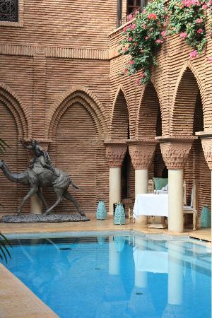 La Sultana Marrakech: piscine
