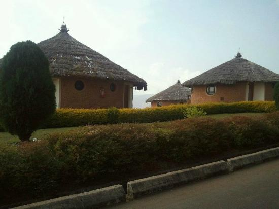 Obudu, Nigeria: rooms