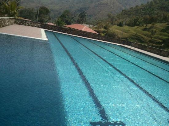 Obudu Mountain Resort: pool