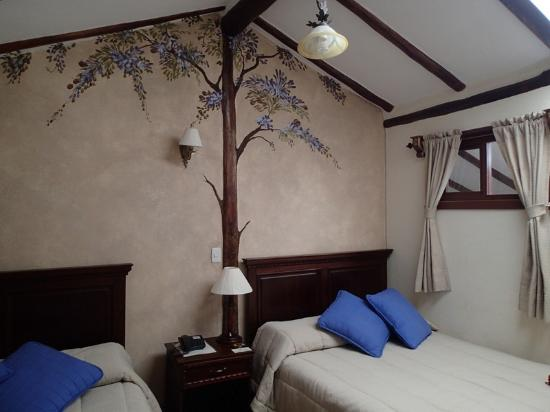 Casa San Rafael: room