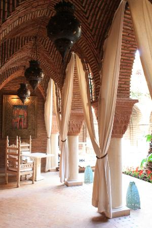 La Sultana Marrakech: espace petit dejeuner
