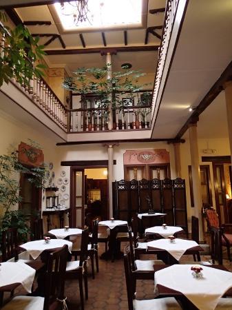 Casa San Rafael: hotel