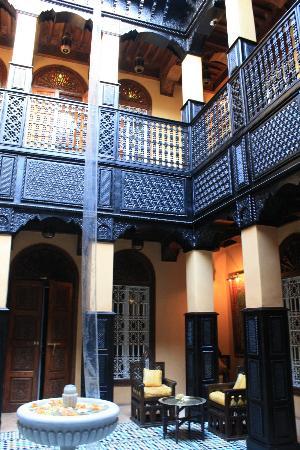 La Sultana Marrakech: interieur du riad