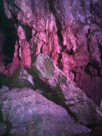 Ryusendo Limestone Cave: 撮影ポイント