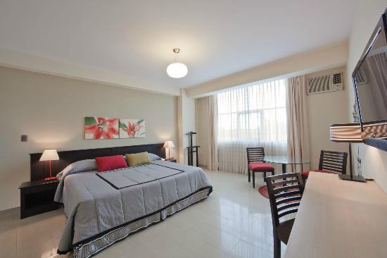 LP Los Portales Hotel Chiclayo: Suite