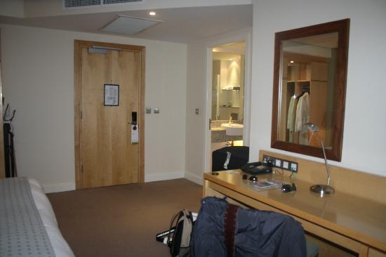 Pembroke Hotel: Quarto