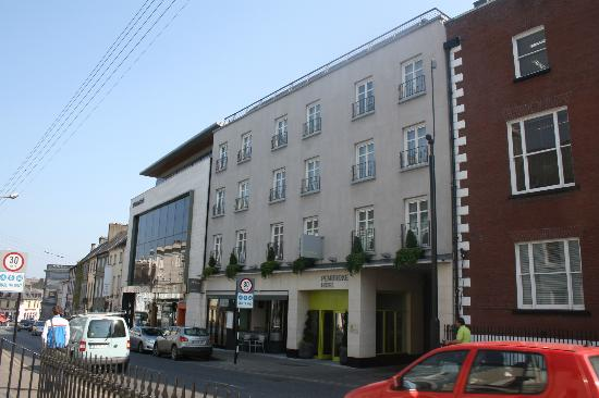 Pembroke Hotel: Hotel
