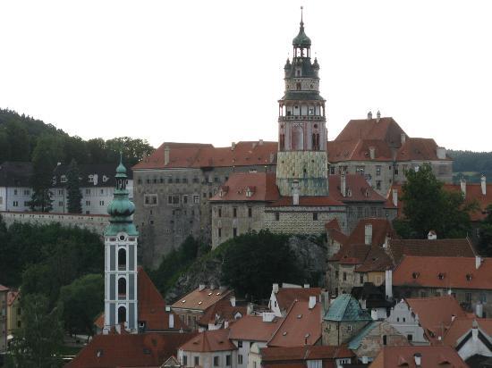 Κάστρο Τσέσκυ Κρούμλοβ
