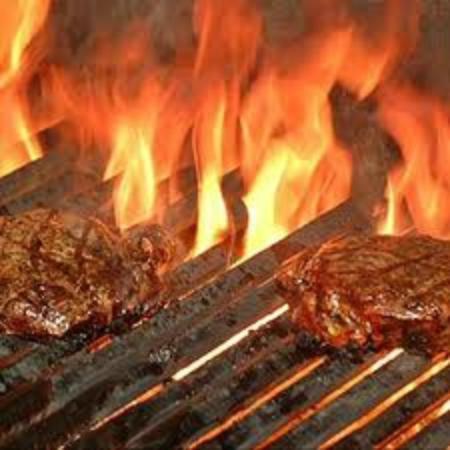 La Fornace : carne alla brace