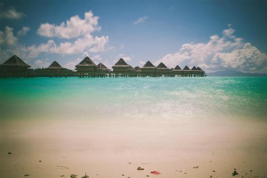InterContinental Bora Bora Le Moana Resort: owb