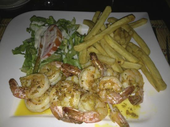 Galeria Steakhouse: Shrimp