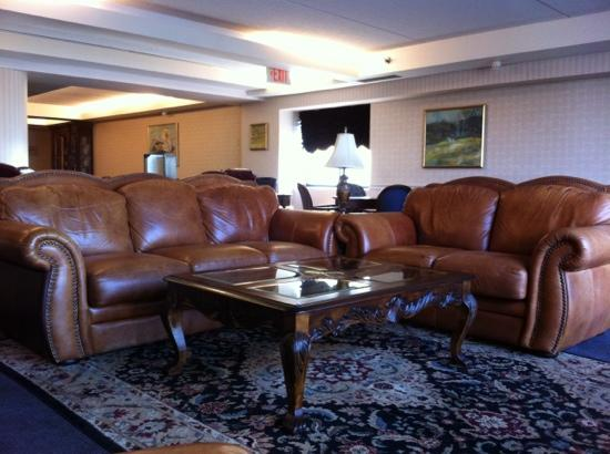 Crowne Plaza Hotel Nashua: Executive Lounge