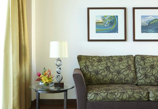 Park Shore Waikiki: 1-Bdrm Sofa