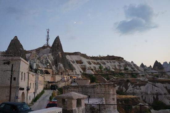 Sultan Cave Suites: View