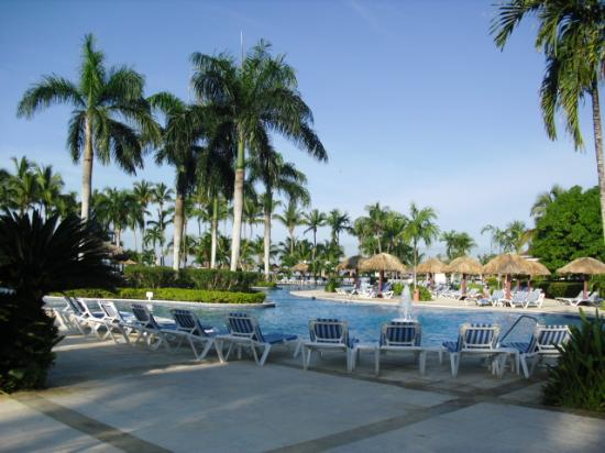 Grand Bahia Principe La Romana : piscine
