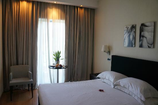 ‪‪The Athens Gate Hotel‬: Room