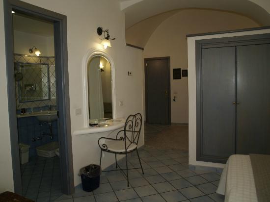 Positano Art Hotel Pasitea: Spacious....