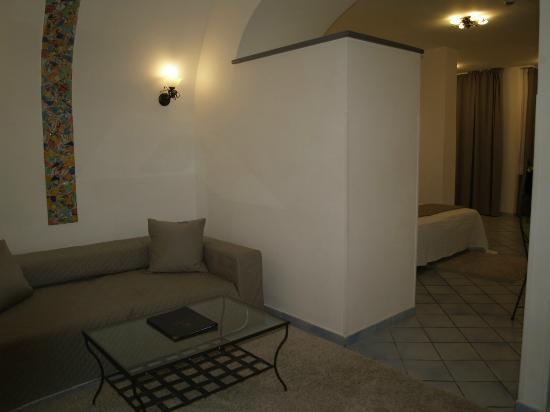 Positano Art Hotel Pasitea: Comfortable...