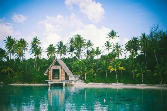 InterContinental Bora Bora Resort & Thalasso Spa: church