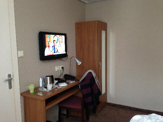 Hotel Central Park: Bedroom