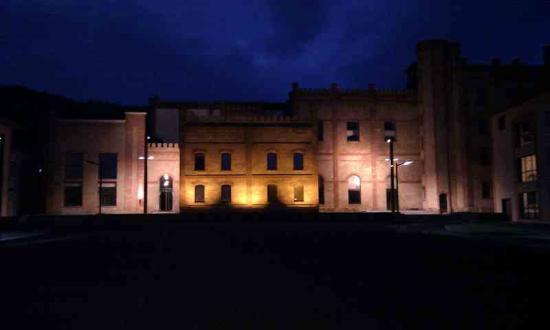 Zenitude Hôtel-Résidences Les Portes d'Alsace: vu du chateau