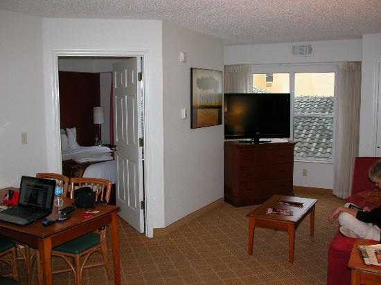Residence Inn Orlando Lake Buena Vista: Common area