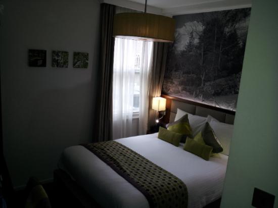 เซราฟิน โฮเทล เคนซิงตัน โอลิมเปีย: room 307