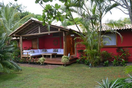 Villas de Trancoso Hotel: Vistas de la villa