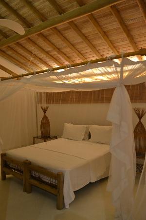 Villas de Trancoso Hotel: Habitacion principal