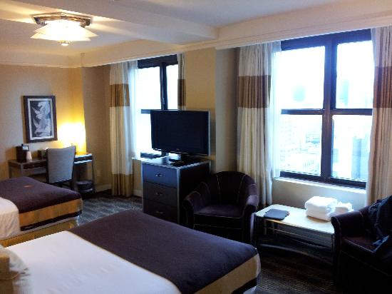 Wyndham New Yorker Hotel: Deluxe Room 2