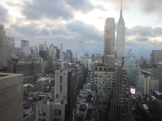 The New Yorker A Wyndham Hotel: View from room