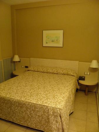 Hotel Rio Arga: camera doppia