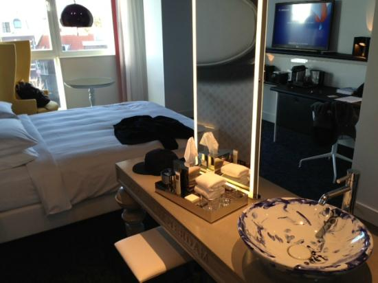 Andaz Amsterdam Prinsengracht: Room View
