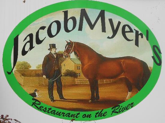 Jacob Myers Restaurant on the River: Logo