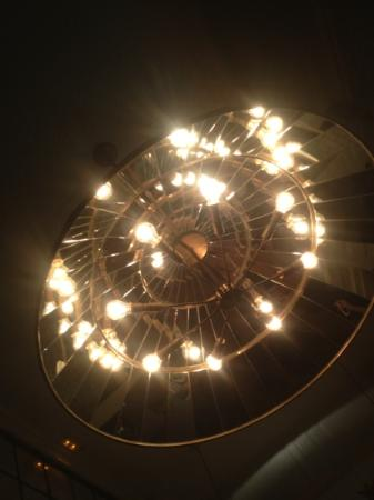 industrial chic lighting. meatpacking bistro industrial chic lighting makes it feel quirky and wholesome