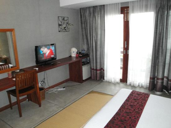 Frangipani Fine Arts Hotel: Standard double room #308