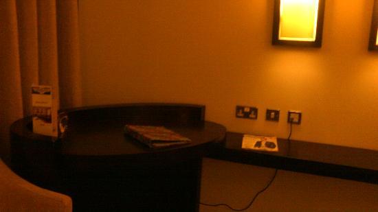 ذا كورك إنترناشونال هوتل: reading area