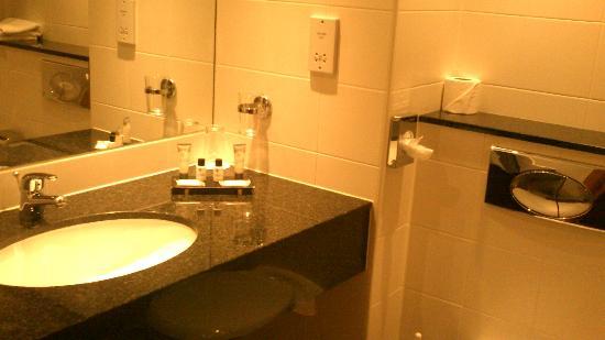 ذا كورك إنترناشونال هوتل: bathroom
