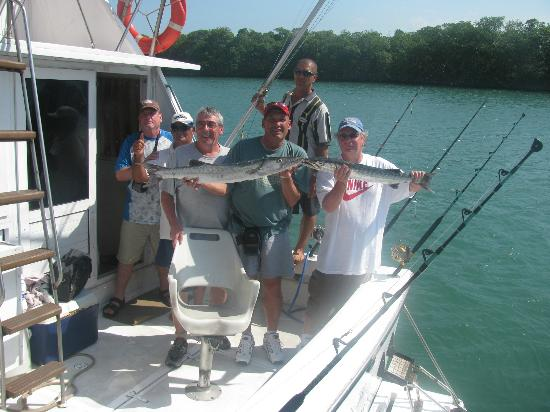 Deep sea fishing picture of hotel los cactus varadero for Deep sea fishing los angeles