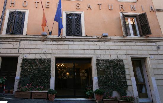 Hotel Saturnia: saturnia