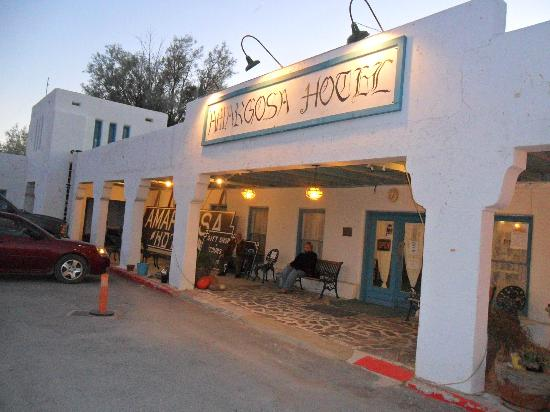Amargosa Opera House and Hotel: Outside Lobby