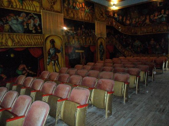 Amargosa Opera House and Hotel: Inside the Opera House