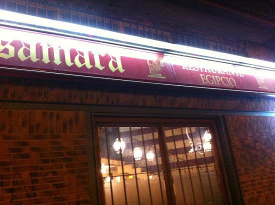 Samara : vista desde fuera