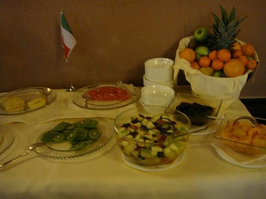 Ca' Sagredo Hotel: Toda la fruta, es esta.