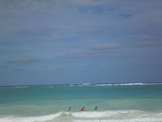 Paradisus Punta Cana: vista al mar
