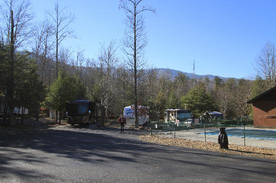 Smoky Bear Campground & RV Park: Smoky Bear Camproung